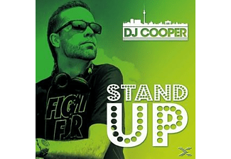 Dj Cooper - Stand Up - (Maxi Single CD)