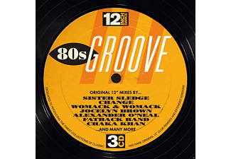 VARIOUS - 12inch Dance - 80s Groove - (CD)