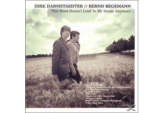 Dirk Darmstaedter - This Road Doesn't Lead To My House Anymore - (CD)