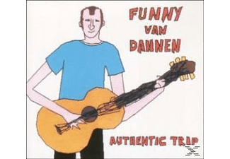 Funny Van Dannen - Authentic Trip - (CD)