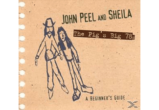 VARIOUS - John Peel & Sheila-The Pig's Big 78s [CD]