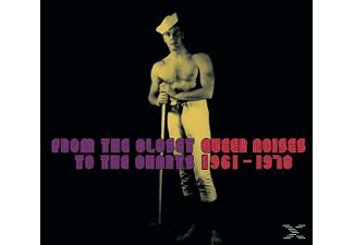 VARIOUS - From The Closet To The Charts-Queer Noises 1961-78 [CD]
