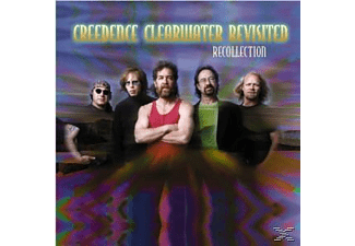 Creedence Clearwater Revisited - Recollection/Live - (CD)