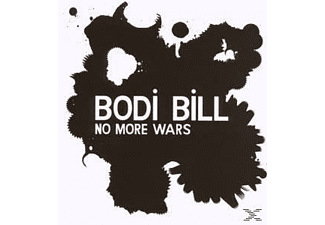Bodi Bill - No More Wars [CD]