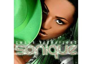 Sonique - Sweet Vibrations - (CD)