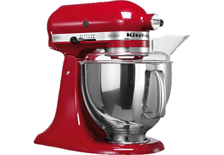 Stunning Kitchenaid Küchenmaschine Artisan Rot 5ksm150pseer ...