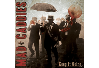 Mad Caddies - Keep It Going - (CD)