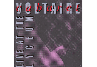 Cabaret Voltaire - Live At The Lyceum - (CD)