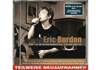 Eric Burdon And The Animals - Don't Let Me Be Misunderstood/The Very Best Of - (CD)