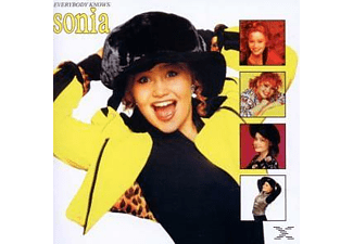 Sonia - Everybody Knows - (CD)