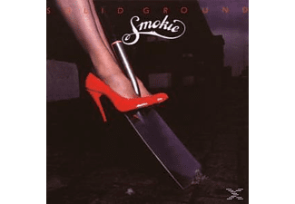 Smokie - Solid Ground - (CD)