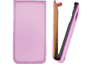 AGM 25681 Flip Cover Apple iPhone 6 Kunstleder Violett