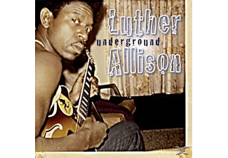 Luther Allison - Underground [CD]