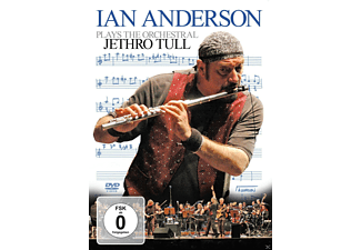 Ian Anderson, Neue Philharmonie Frankfurt - Ian Anderson Plays The Orchestral Jethro Tull - (DVD)