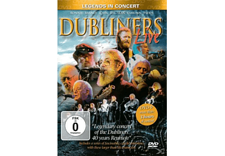 The Dubliners - Dubliners Live [DVD]