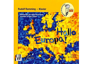 Rudolf Ramming - Hallo Europa! - (CD)