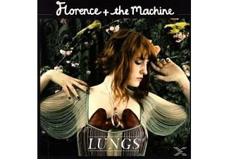 Florence + The Machine - Lungs (Vinyl) [Vinyl]