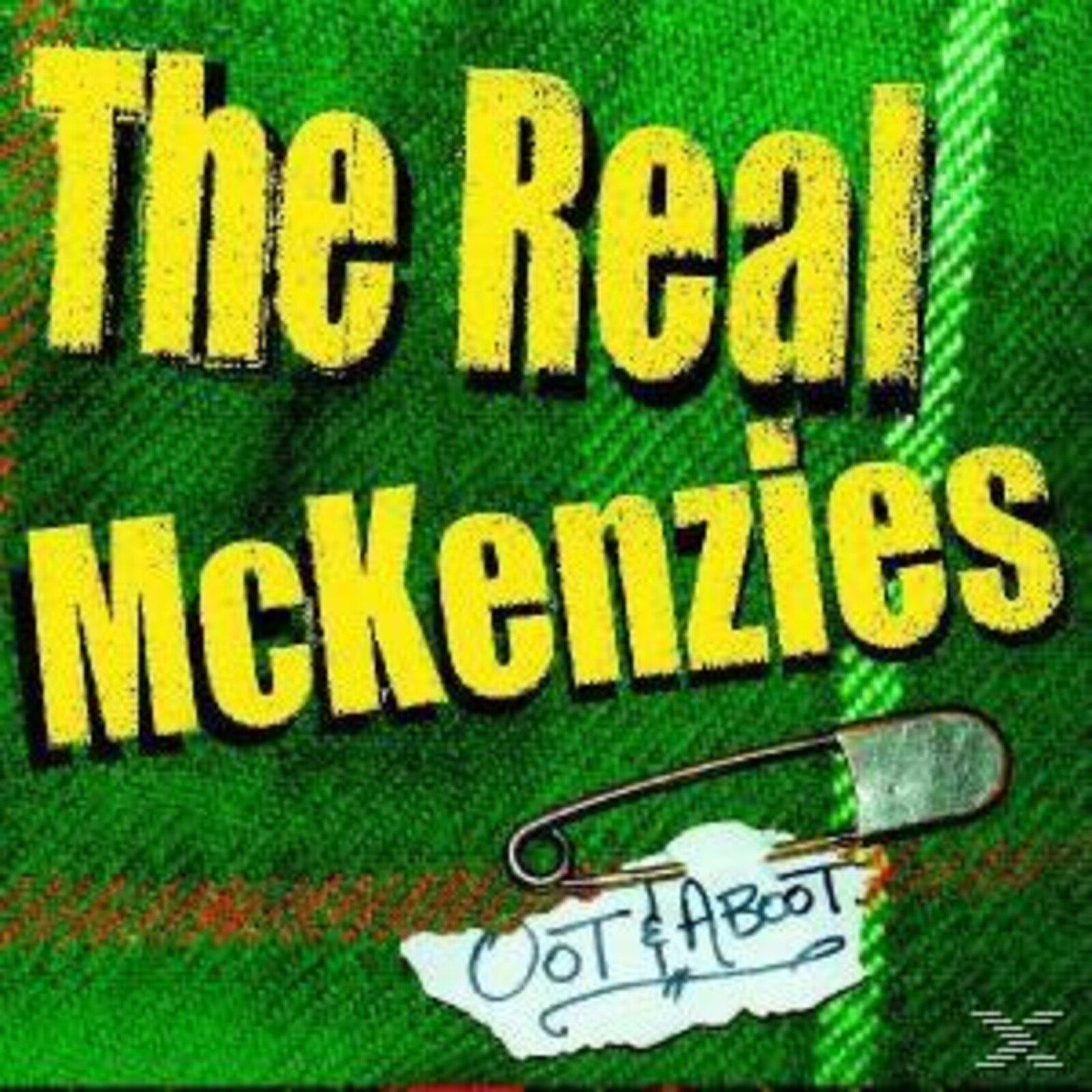The Real Mckenzies - Oot & Aboot - (Vinyl)