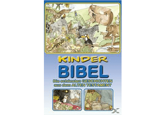 KINDERBIBEL - ALTES TESTAMENT [DVD]