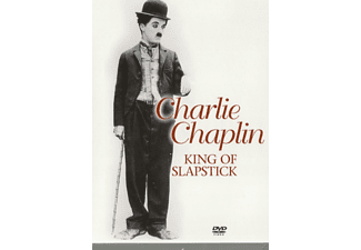 Charlie Chaplin - King of Slapstick - (DVD)