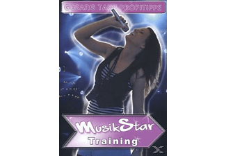MUSIK STAR TRAINING [DVD]