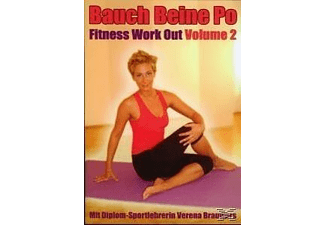 BAUCH BEINE PO - DAS FITNESS WORK OUT 2 [DVD]
