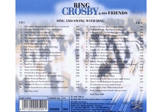 Bing Crosby;Bing Crosby & Friends - Sing & Swing With Bing - (CD)