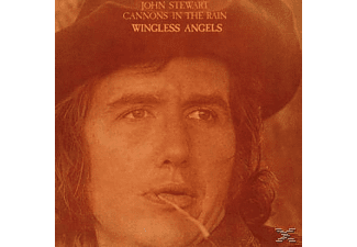 John Stewart - Cannons In The Rain/Wingless Angels [CD]