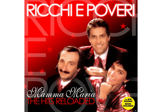 Ricchi E Poveri - Mamma Maria -The Hits Reloaded - (CD)