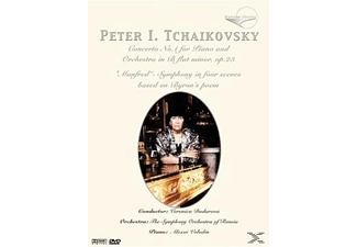 Alexei Volodin;The Symphony Orchestra Of Russia - Peter I. Tschaikowsky - Veronica Dudarova - (DVD + Video Album)