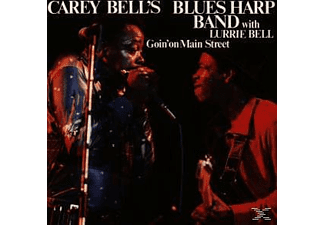 Carey's Blues Harp Band Bell - Goin' On Main Street [CD]