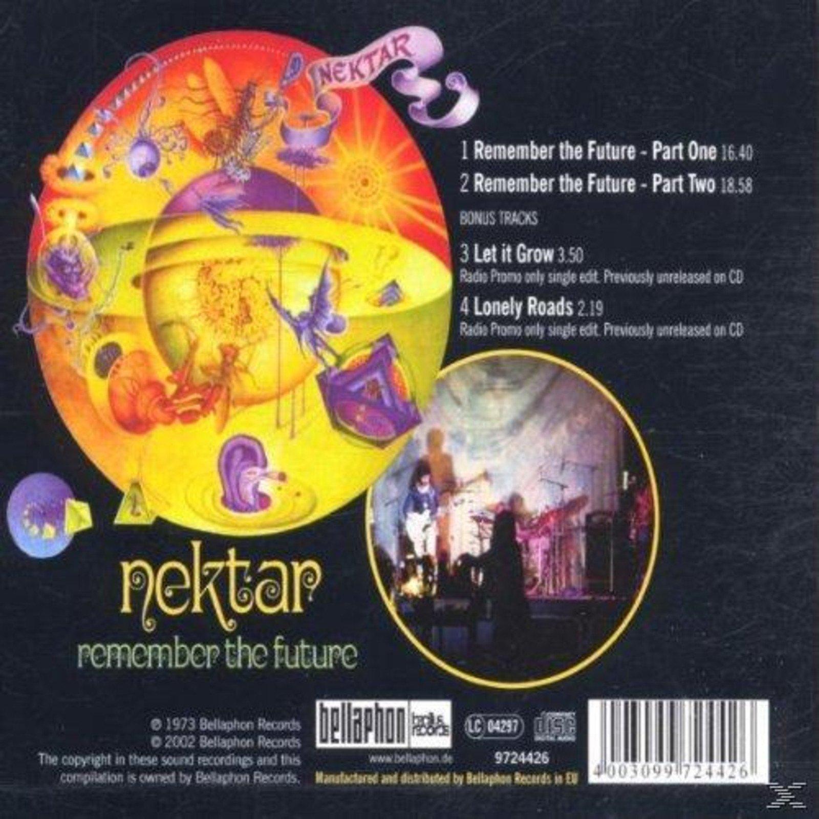 Nektar - Remember The Future-Remastered - (CD)