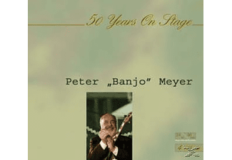"Peter ""banjo"" Meyer - 50 Years On Stage - (CD)"