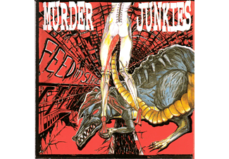 The Murder Junkies - Feed My Sleaze - (CD)
