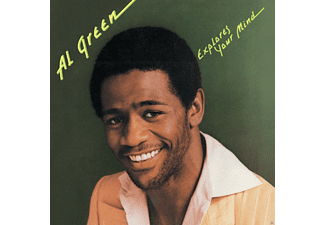 Al Green - Explores Your Mind [CD]