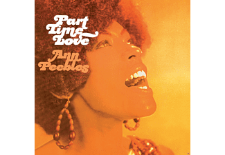 Ann Peebles - Part Time Love - (CD)