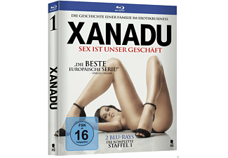 Xanadu - Staffel 1 - (Blu-ray)