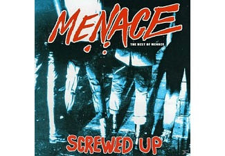 Menace - Screwed Up-The Best Of Menace - (CD)