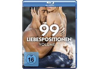 99 Liebespositionen - Volume 1 - (Blu-ray)