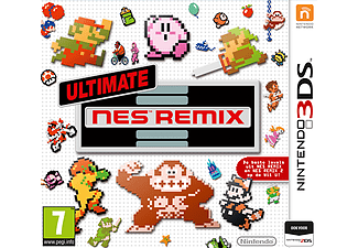 Ultimate NES Remix | 3DS