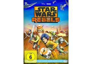 Star Wars Rebels - Der Funke einer Rebellion - (DVD)