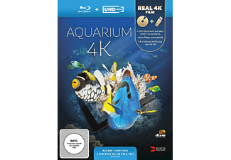 AQUARIUM (+UHD STICK IN REAL 4K/LTD) [Blu-ray]