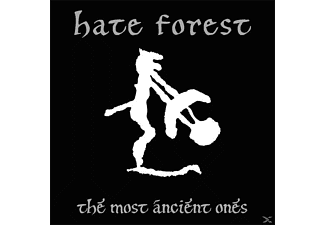 Hate Forest - The Most Ancient Ones - (CD)