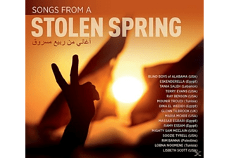 VARIOUS - Songs From A Stolen Spring [CD]