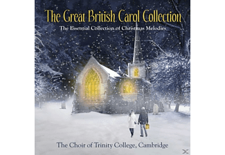 The Choir Of Trinity College - The Great British Carol Collection - (CD)