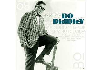 Bo Diddley - Best Of - (Vinyl)