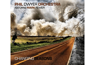 Dwyer,Phil Orchestra Feat.Fewer,Mark, Feat.Mark Fewer Phil Dwyer Orchestra - Changing Seasons - (CD)