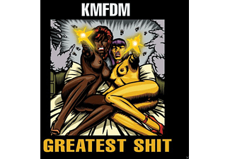 KMFDM - Greatest Shit - (CD)
