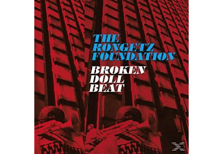 The Rongetz Foundation - Broken Doll Beat [CD]