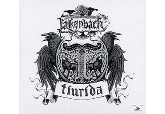 Falkenbach - Tiurida (Ltd.Digi) - (CD)